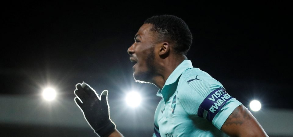 Arsenal fans slate Ainsley Maitland-Niles after poor performance