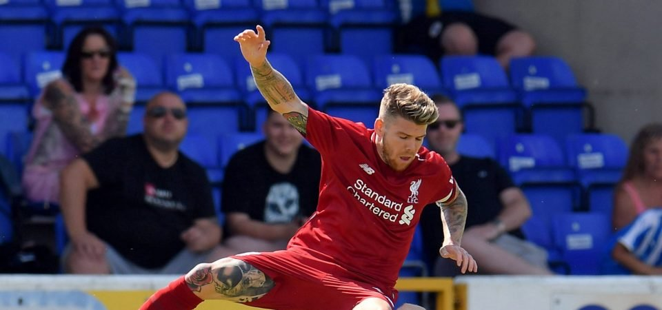 James Pearce reveals Adam Lewis could replace Alberto Moreno by August 2019