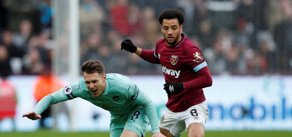 Liverpool fans want to sign Felipe Anderson after he destroyed Arsenal