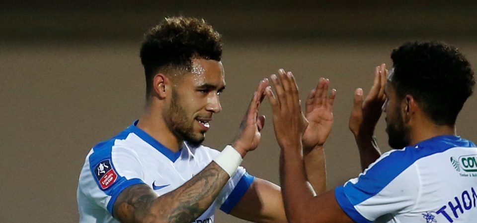 The Chalkboard: Dean Smith should hand Andre Green a rare start against Ipswich Town