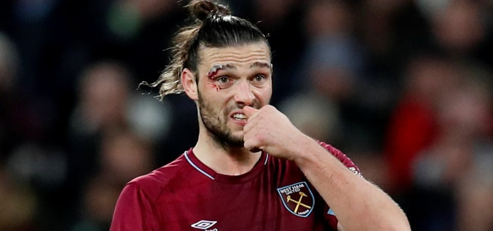 West Ham reportedly plan to part ways with Andy Carroll this summer