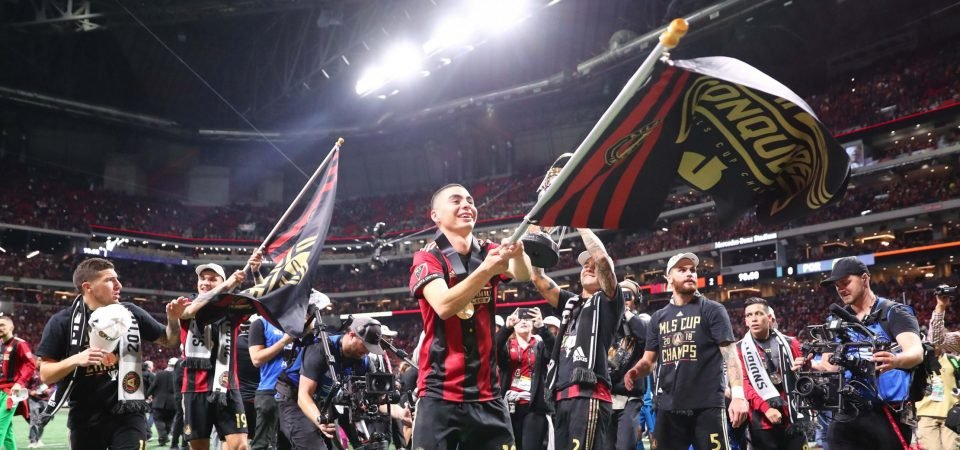 Almiron confident of adapting to Premier League life