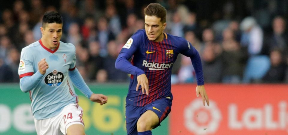 Arsenal confirm the signing of Denis Suarez on loan from Barcelona