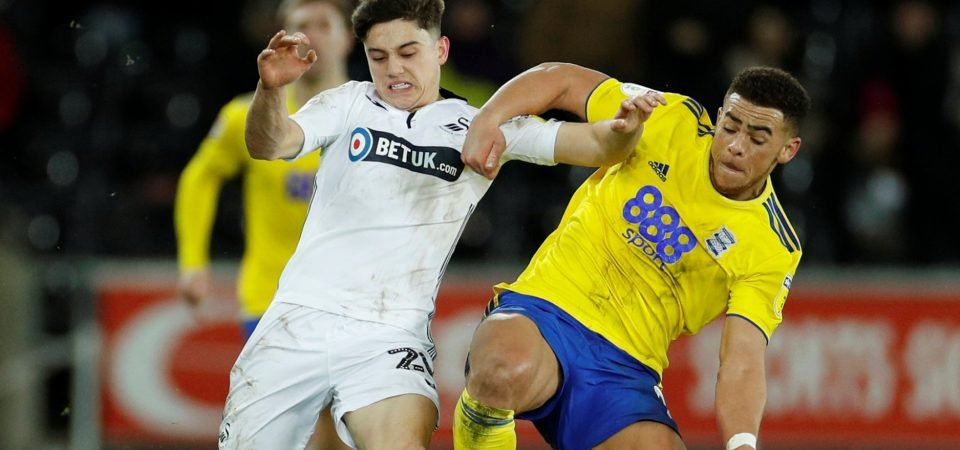 Birmingham fans react to reported Southampton target Che Adams' latest display