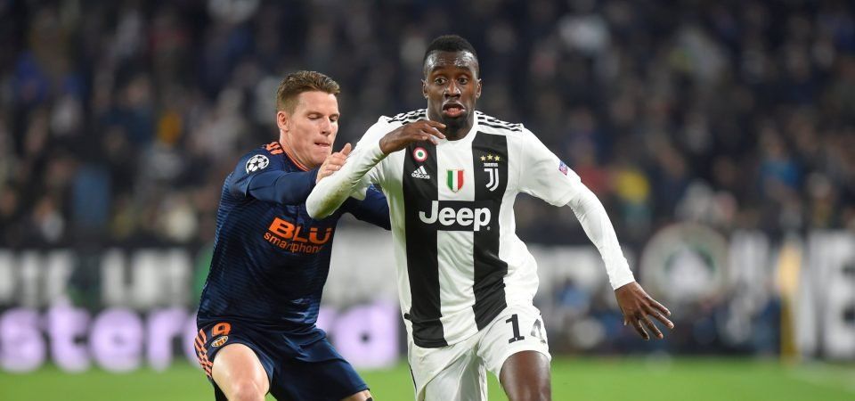 Manchester United would gain a winning mentality with Blaise Matuidi swoop