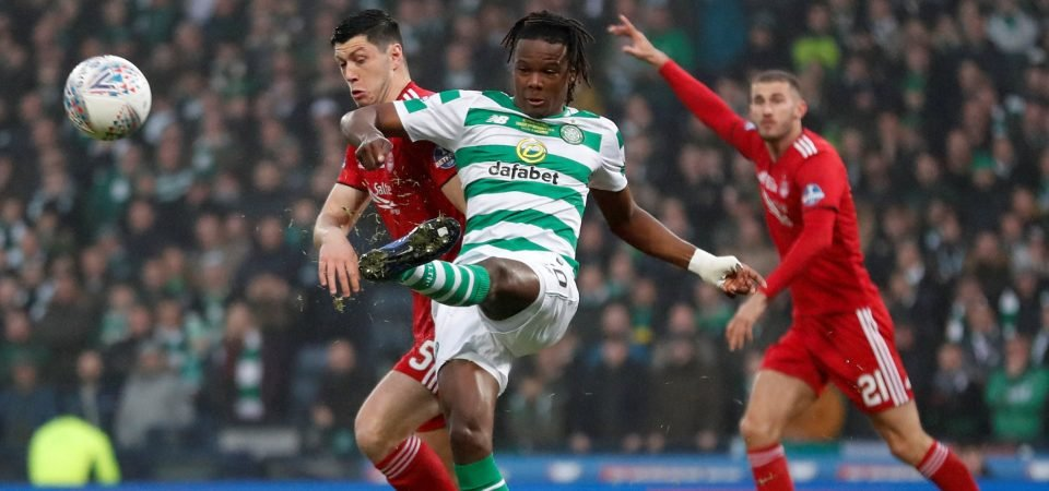 Injury News: Dedryck Boyata set to return to Celtic fold on Saturday after groin issue