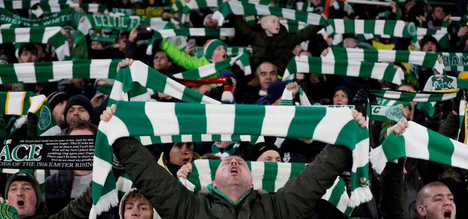 Celtic supporters react as club release six-month interim report