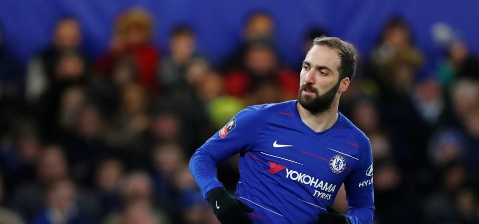 Big Debate: Will Gonzalo Higuain prove to be what Chelsea have been missing?