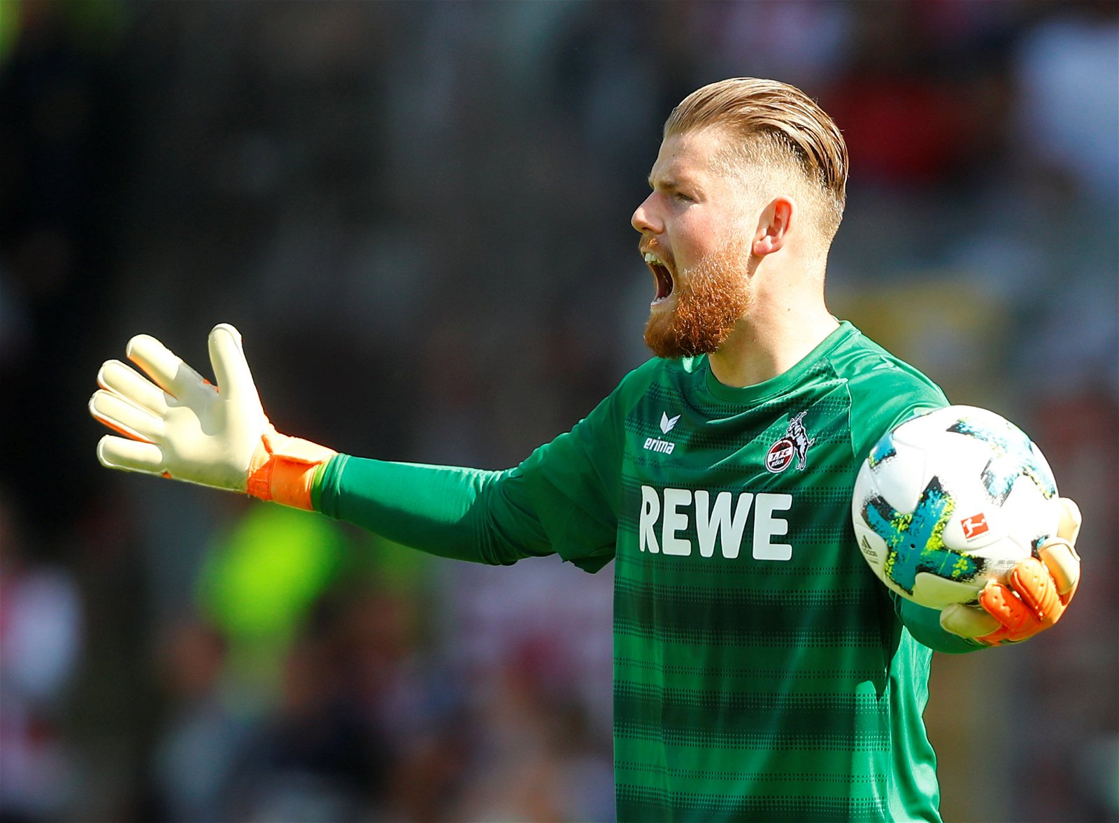 Colognes Timo Horn screams vs Freiburg - La Liga ace, Teenage prospect: Potential solutions to summer exit at Arsenal - opinion