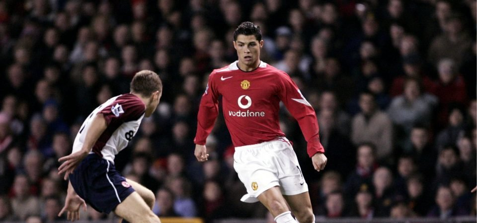 Windass: Cristiano Ronaldo will play as number nine for Manchester United