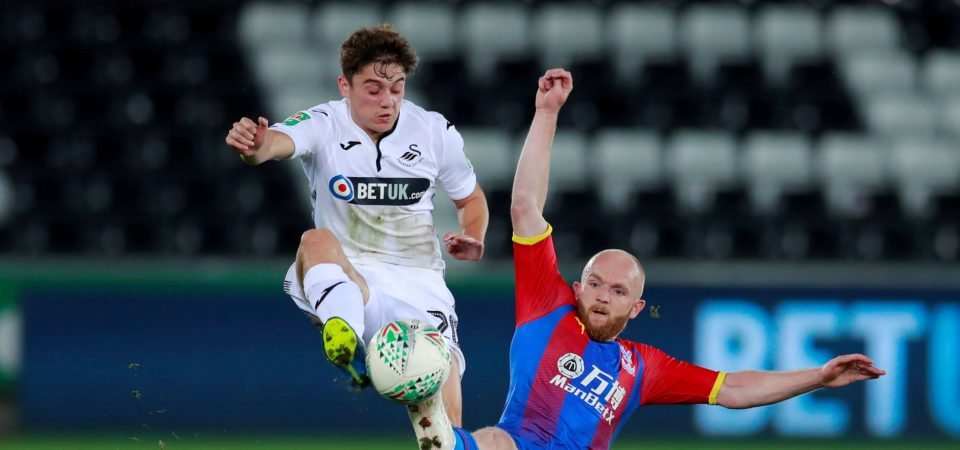 Leeds fans think they are signing Daniel James