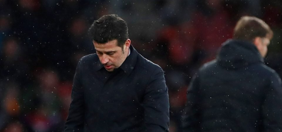 The Chalkboard: What's going wrong for Marco Silva's Everton?