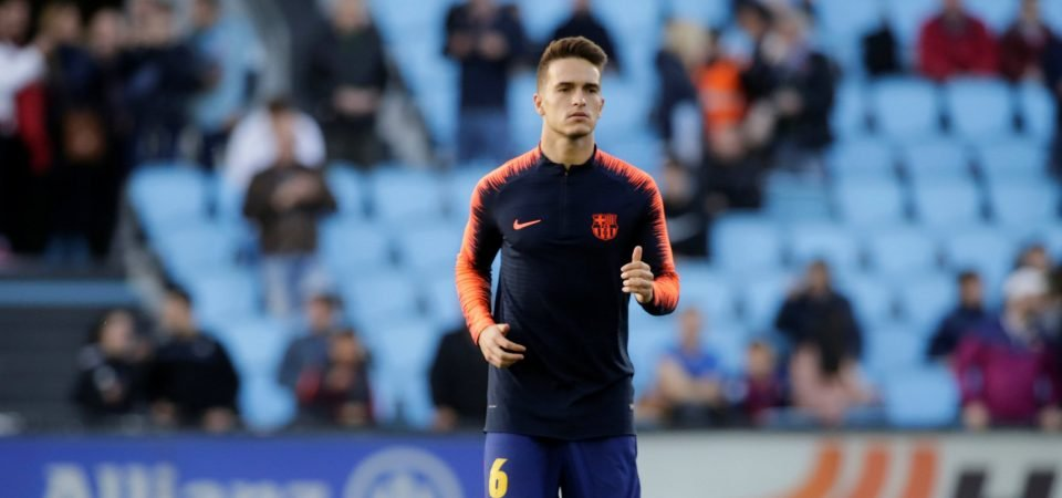 Arsenal reportedly close in on Denis Suarez loan signing