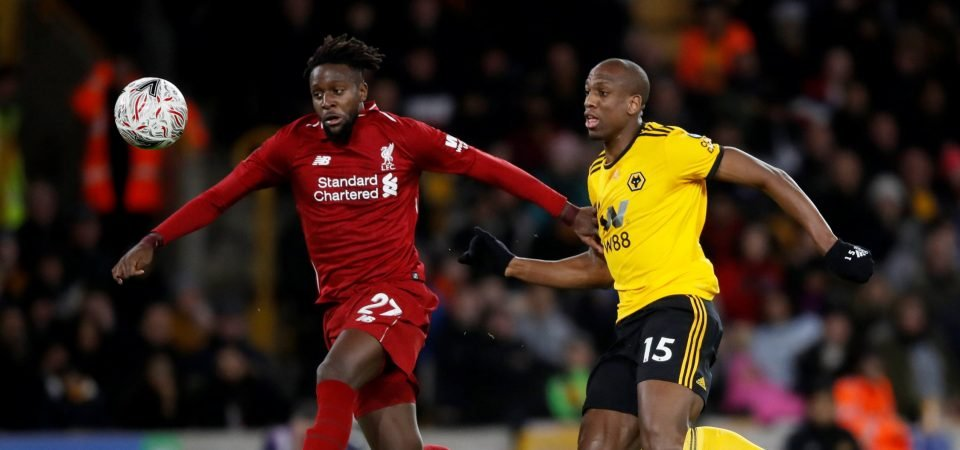 West Ham fans react to Divock Origi links