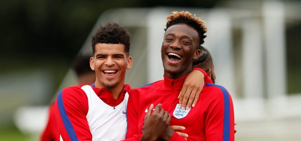 Crystal Palace want Tammy Abraham; a dream signing if you're Wilfried Zaha