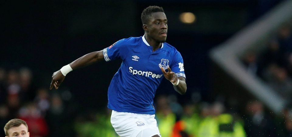 Gueye determined to leave Everton at the end of the season