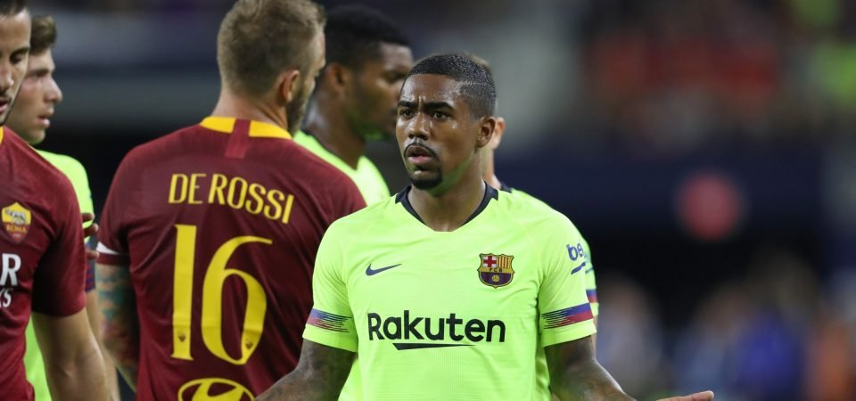Opinion: Liverpool should swoop in if Malcom is up for sale