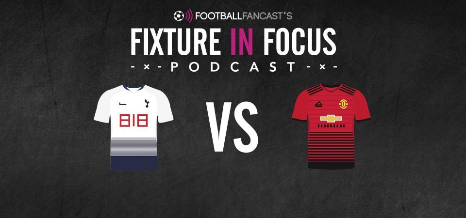 Fixture in Focus Podcast - Episode 22 - Tottenham vs Man United