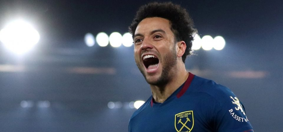 Transfer in Numbers: How has Felipe Anderson fared at West Ham so far?