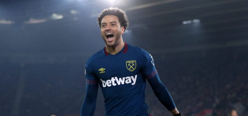 The Chalkboard: Manuel Pellegrini should play Felipe Anderson on the right wing against Manchester United