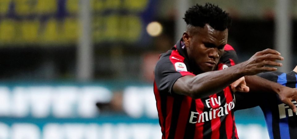 Kessie could be the upgrade on Wanyama that Tottenham need