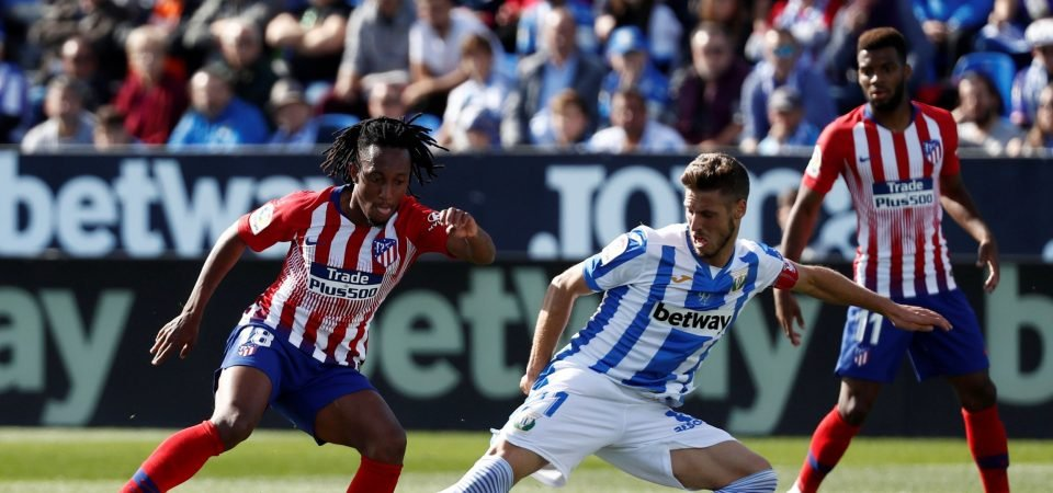 Newcastle chasing Gelson Martins loan deal