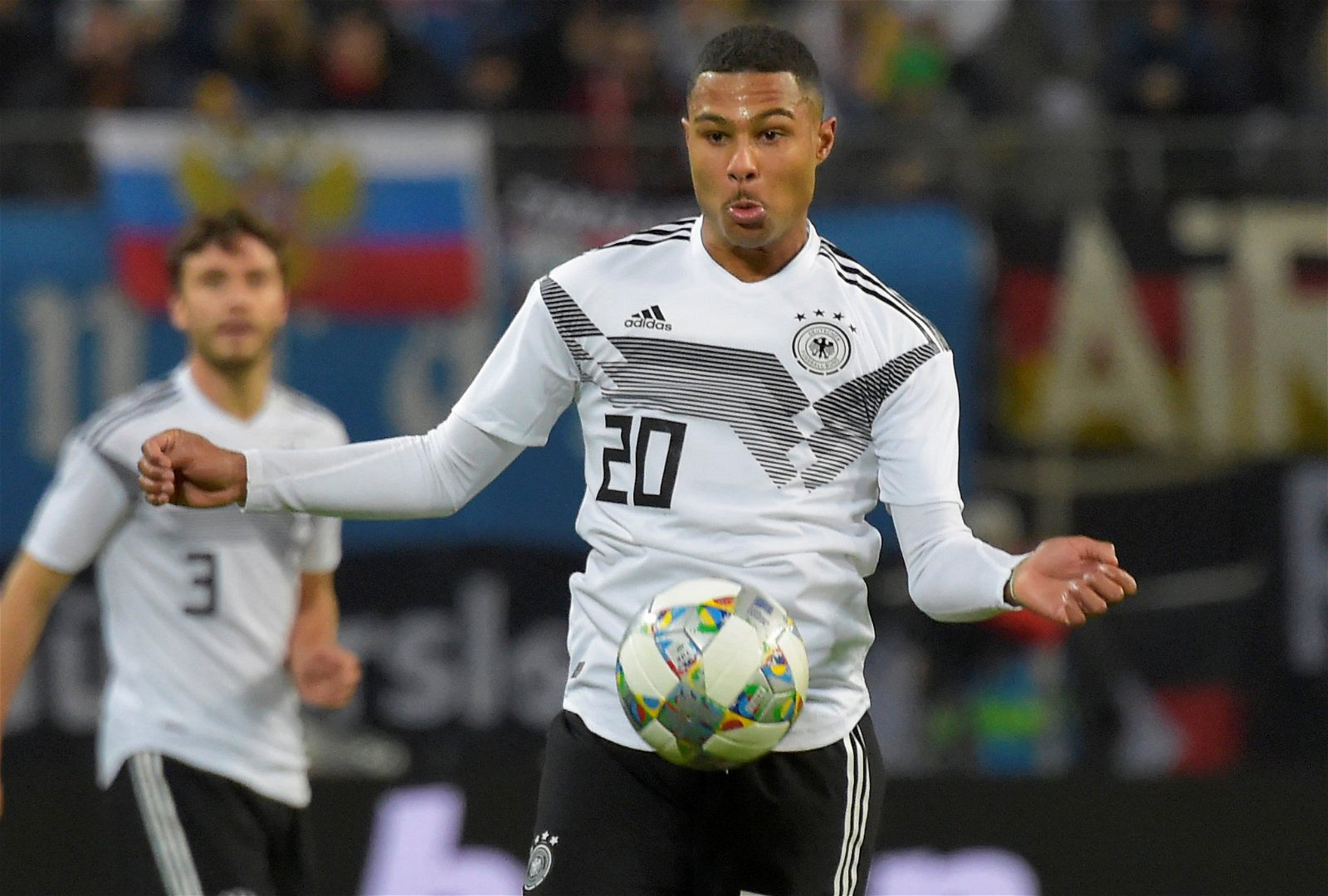 Germany Serge Gnabry - Significant Arsenal appointment will ensure Reiss Nelson doesn't become another Serge Gnabry