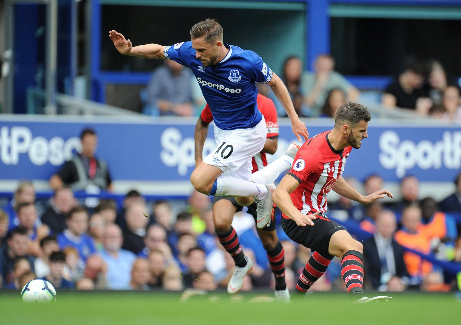 Gylfi Sigurdsson playing for Everton vs Southampton - Trust academy graduate, New role for Sigurdsson: If Silva is denied his transfer wish - opinion
