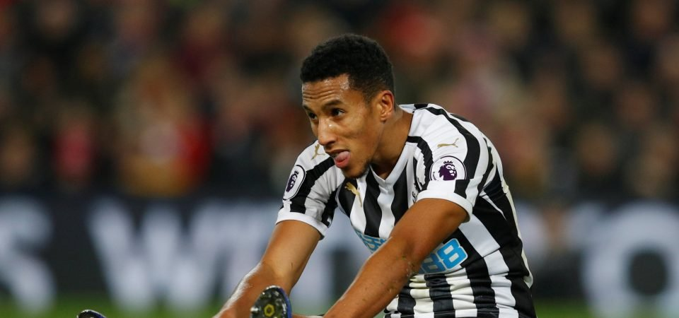 West Brom interested in want-away Newcastle star Hayden
