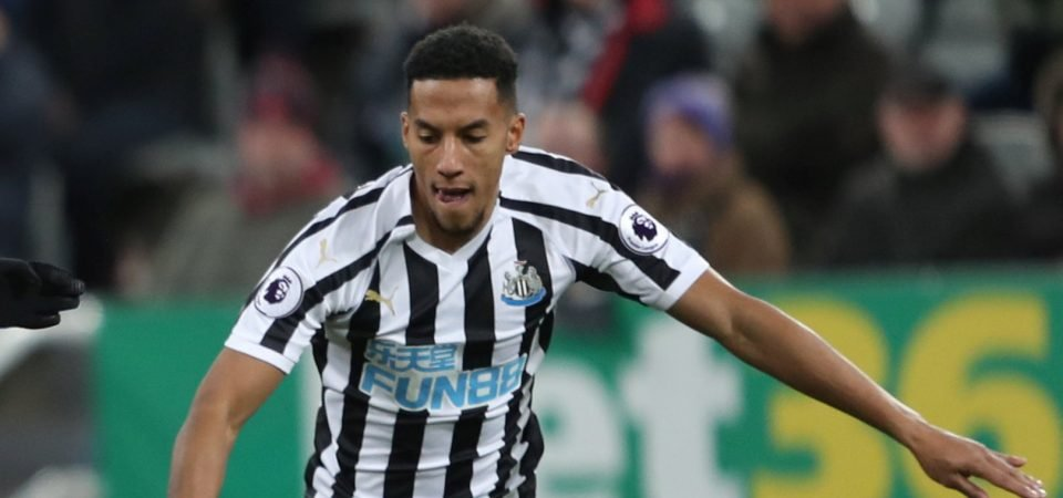 HYS: Can Newcastle afford to let Isaac Hayden go?
