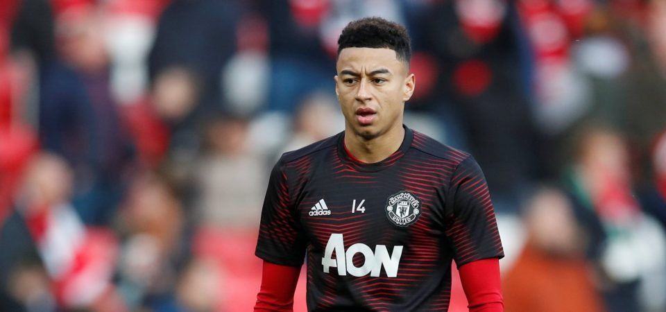 The Chalkboard: Why Solskjaer should pick Jesse Lingard over Juan Mata against Spurs