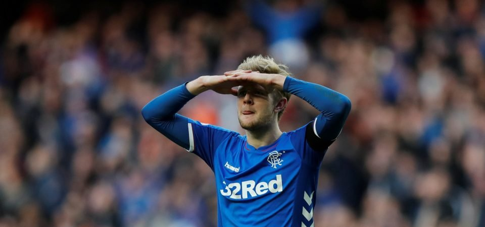 Nottingham Forest fans react as Worrall will stay at Rangers