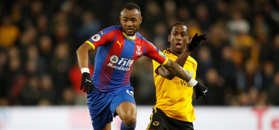 Crystal Palace fans react to Jordan Ayew's first ever goal for the club in win at Wolves