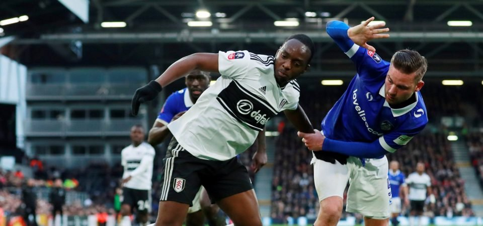 Sheffield Wednesday in talks to sign Fulham's Neeskens Kebano