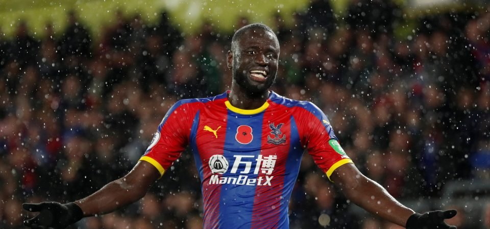 Transfer in Numbers: How has Cheikhou Kouyate fared at Crystal Palace so far?