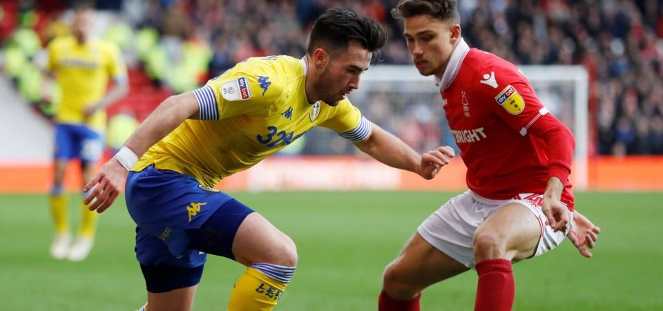 Leeds fans react as Jack Harrison struggles vs Forest