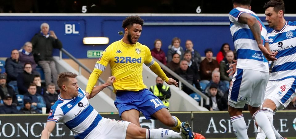 Leeds losing Lewis Baker means Tyler Roberts could be set for his big break