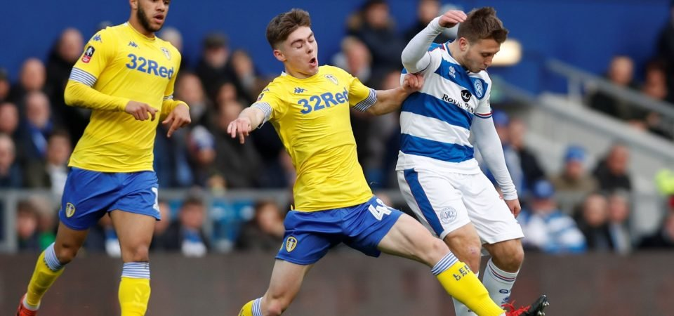 The Chalkboard: Leif Davis might not start for Leeds as Derby refuse to rule Harry Wilson out