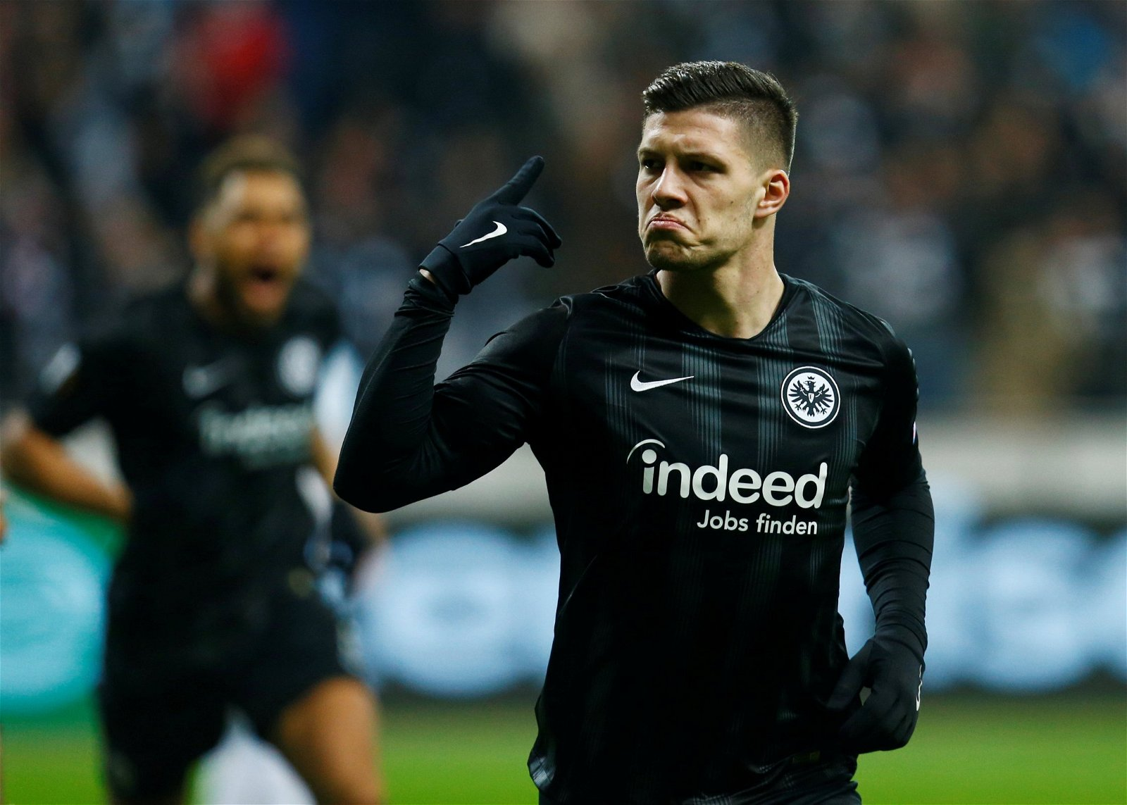 Luka Jovic celebrates - Sign Serbian hotshot, replace Cabaye: How Palace must use funds from potential exit - opinion