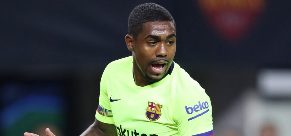 Spurs open talks with Barcelona star - report