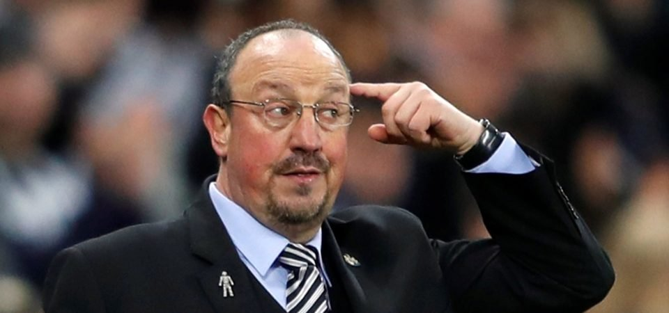 Pl>ymaker FC's Binks NUFC answers whether Benitez was really that good
