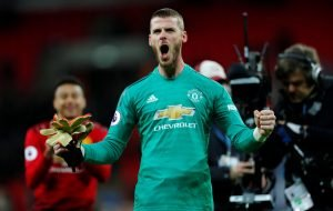 Manchester United's De Gea announces contract extension with dramatic video