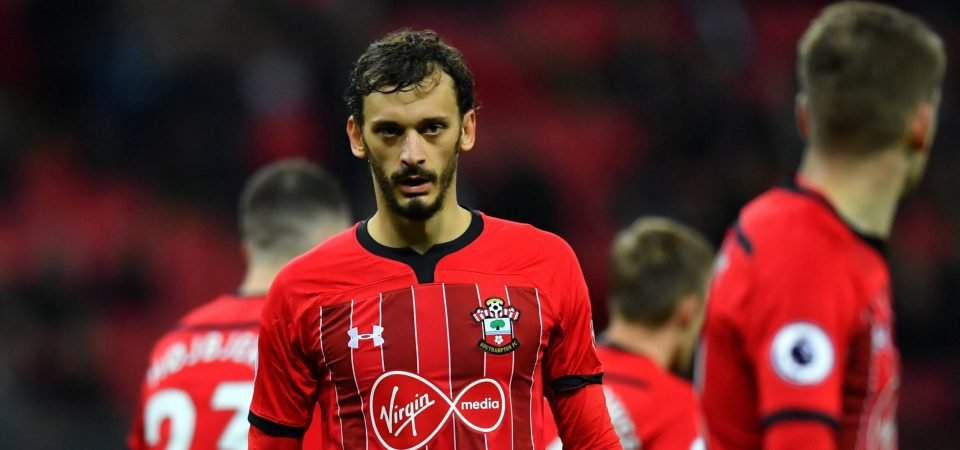 HYS: Should Southampton sell Manolo Gabbiadini this January?