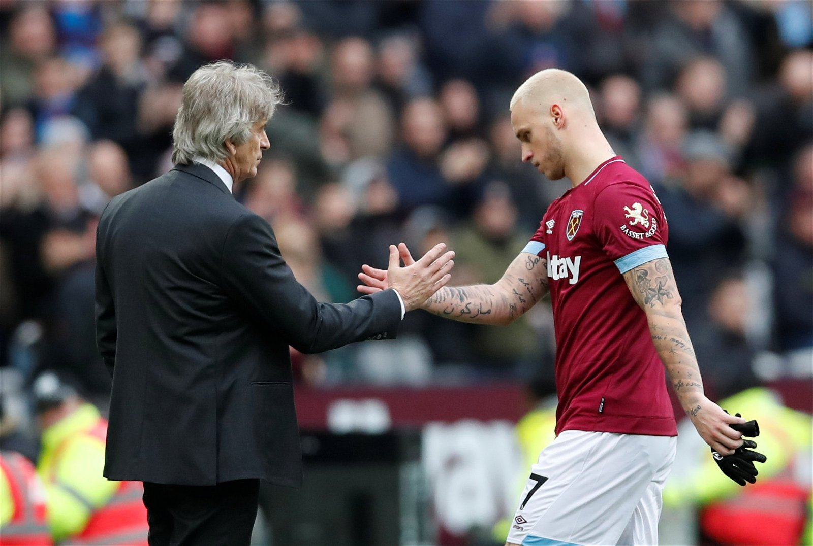 Special Report: How Marko Arnautovic's relationship with West Ham deteriorated