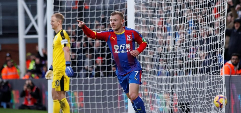 Transfer in Numbers: How has Max Meyer fared so far at Crystal Palace?