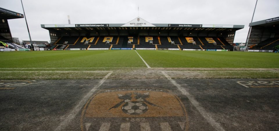 Notts County fans react to club being put up for sale