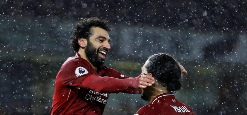 By the numbers: Salah to take home Golden Boot once again?