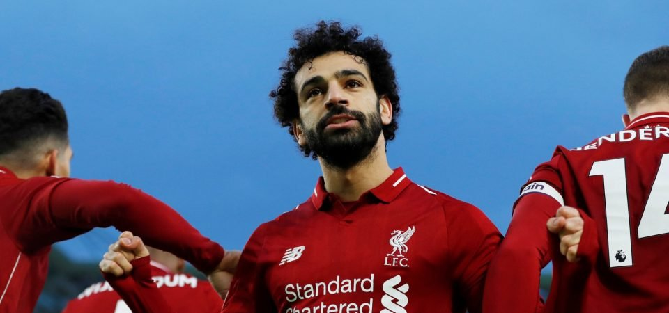 Liverpool's Mohamed Salah picks up GQ's Middle East Man of the Year award