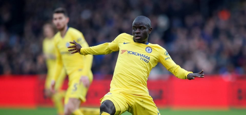 The Chalkboard: Sarri should drop Jorginho for Forest clash and start Kante in his old position