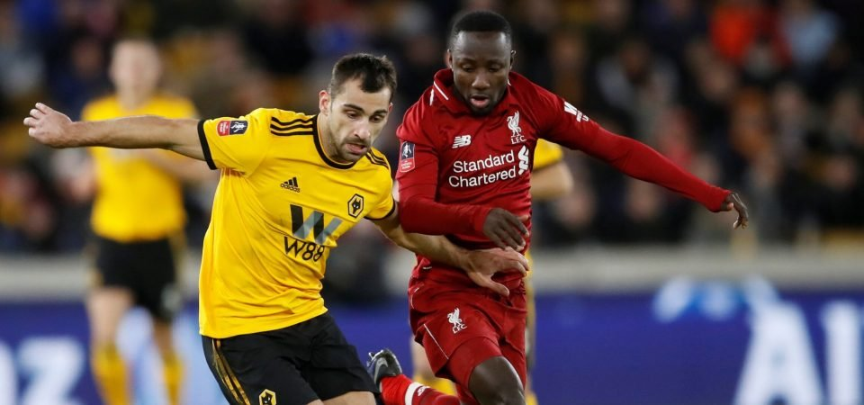 Naby Keita once again failed to put his stamp on the game as Liverpool suffered FA Cup loss